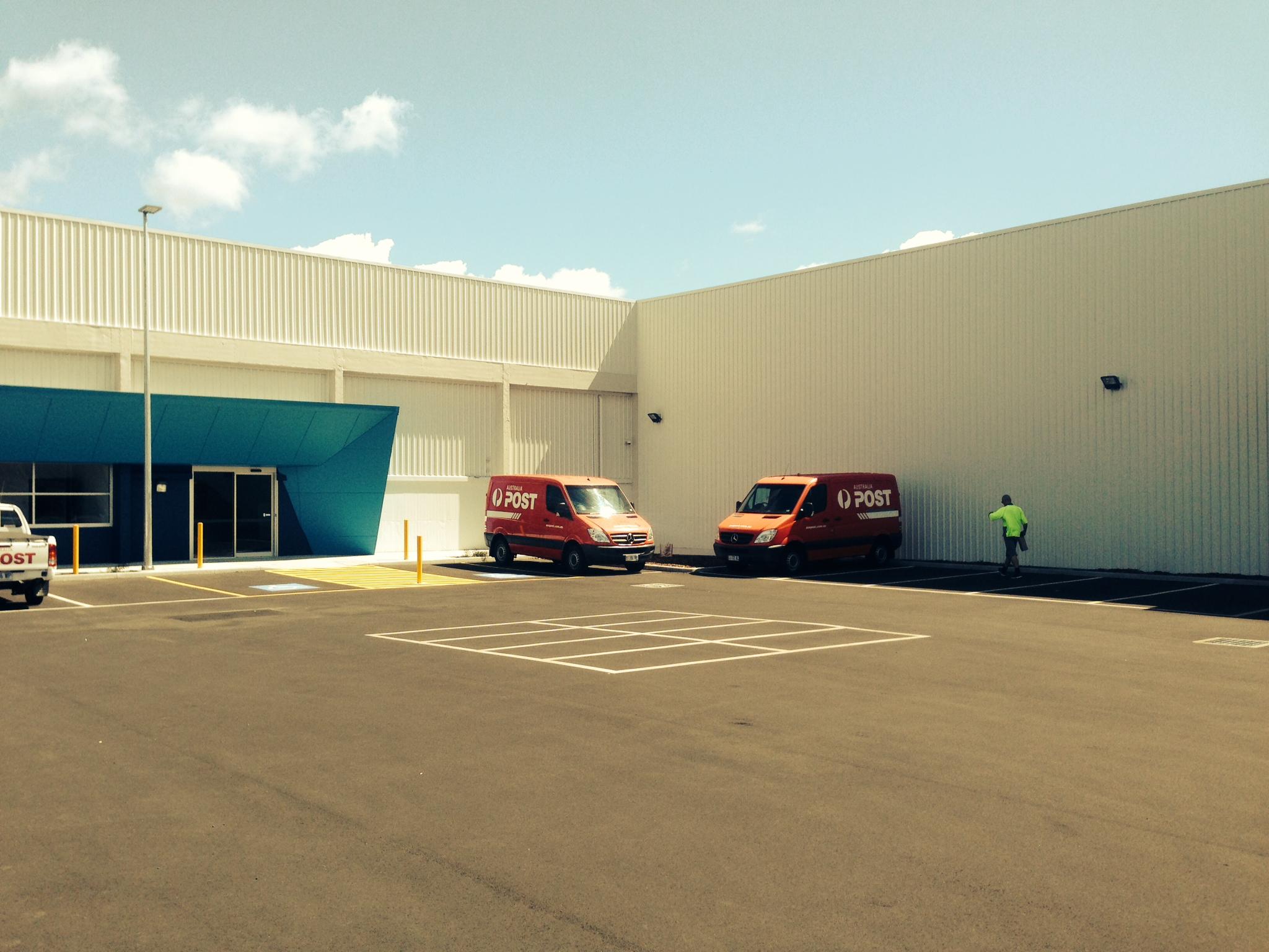 Launceston Warehouse